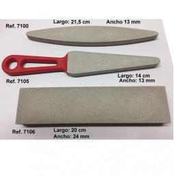 Piedra de Afilar 14 cm...