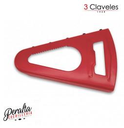Abre Tarros 3 Claveles 16 cm
