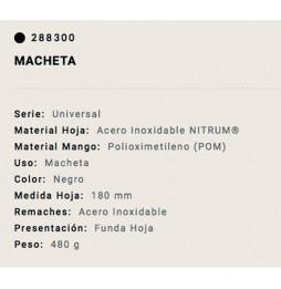 Macheta Arcos Universal 18cm