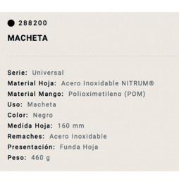 Macheta Arcos Universal 16cm
