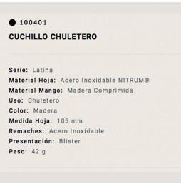 Cuchillo Arcos Chuletero...