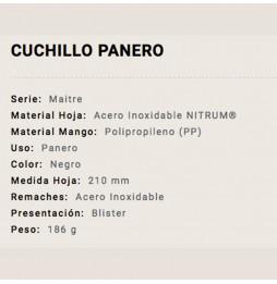 Cuchillo Arcos Panero...
