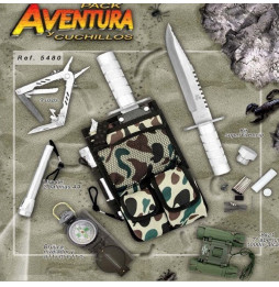 Pack multiaventura