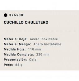 Chuletero Arcos 11cm