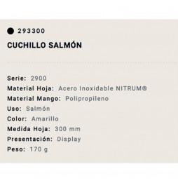 Cuchillo Arcos Salmón 2900...